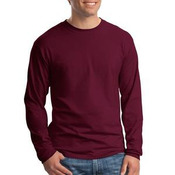 Beefy T 100% Cotton Long Sleeve T Shirt