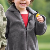 Toddler R Tek Fleece Full Zip Jacket