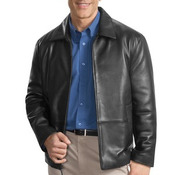 Signature Park Avenue Lambskin Jacket