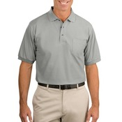 Port Authority® - Silk Touch™ Polo with Pocket. K500P