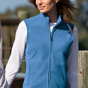 Signature Ladies Activo Microfleece Vest