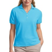 Port Authority® - Ladies 100% Pima Cotton Polo. L448