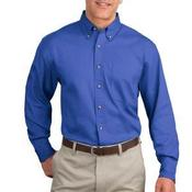 Port Authority® - Long Sleeve Twill Shirt. S600T