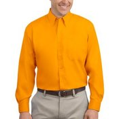 Extended Sized Long Sleeve Easy Care Shirt