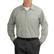 CornerStone® - Long Sleeve Industrial Work Shirt. SP14