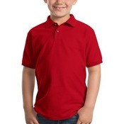 Port Authority® - Youth Silk Touch™ Polo. Y500