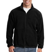 R Tek Fleece Full Zip Jacket