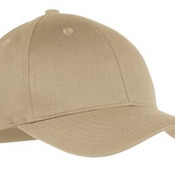 Youth 6 Panel Twill Cap