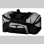 Port & Company® - Colorblock Sport Duffel.