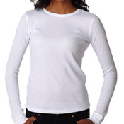Next Level Ladies' Soft Long-Sleeve Thermal