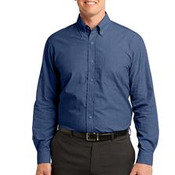 Port Authority® - Crosshatch Easy Care Shirt. S640