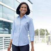 Port Authority® - Ladies 3/4-Sleeve Easy Care Shirt. L612