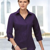 Port Authority® Ladies 3/4-Sleeve Blouse. L6290