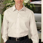 Port Authority® - Long Sleeve Non-Iron Twill Shirt. S638