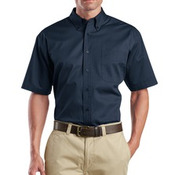 CornerStone® - Short Sleeve SuperPro Twill Shirt. SP18