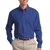 Port Authority® - Long Sleeve Value Poplin Shirt. S632