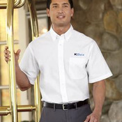 Port Authority® - Short Sleeve Value Poplin Shirt. S633