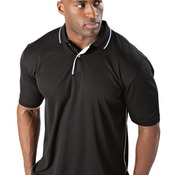 Sport-Tek® - Dri-Mesh® Polo with Tipped Collar and Piping. K467