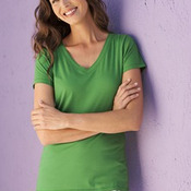 Port Authority® - Ladies Concept V-Neck Tee. LM1002