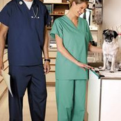 CornerStone® - Reversible V-Neck Scrub Top. CS501