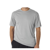 Badger Performance Short Sleeve (Grey 4120)