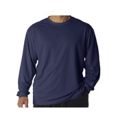 Badger Performance L/S Sleeve (Navy 4104)