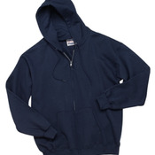Hooded Sweatshirts With Zipper (Navy 18600)