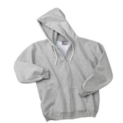 Hooded Sweatshirts With Zipper (18600)