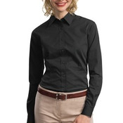 Port Authority® - Ladies Tonal Pattern Easy Care Shirt. L613