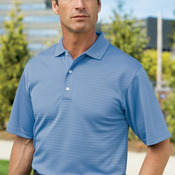 Port Authority® - Shadow Stripe Interlock Polo. K459