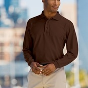 Port Authority® - Long Sleeve Silk Touch™ Polo. K500LS