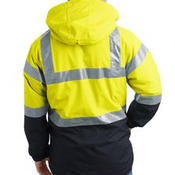Port Authority® - ANSI Class 3 Safety Heavyweight Parka. J799S