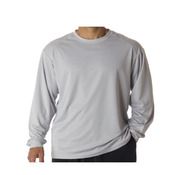 Badger Performance L/S Sleeve (Grey 4104)