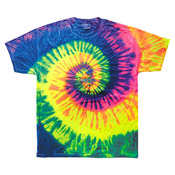 Tie-Dye Youth Tie-Dyed Tee