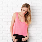 + Canvas Ladies' Flowy Boxy Tank