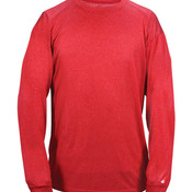 Men's Long-Sleeved Pro Heather Tee
