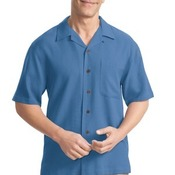 Port Authority® - Silk Blend Camp Shirt. S533