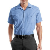 CornerStone® - Short Sleeve Industrial Work Shirt. SP24