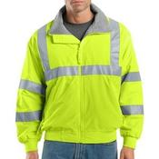 Port Authority® - Safety Challenger™ Jacket with Reflective Taping. SRJ754