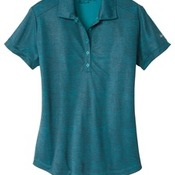 Golf Ladies Dri FIT Crosshatch Polo