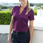 Port Authority® - Ladies Performance Fine Jacquard Polo. L528