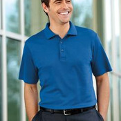 Port Authority® - Textured Polo with Wicking. K499