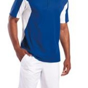 Sport-Tek® - Side Blocked Micropique Sport-Wick® Polo. ST655