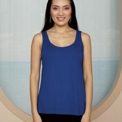 District Made™ - Ladies Modal Blend Tank DM481