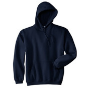 Hooded Sweatshirts Without Zipper (Navy 18500)