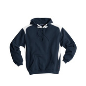 Hooded Sweatshirts Without Zipper (Navy/White F264)